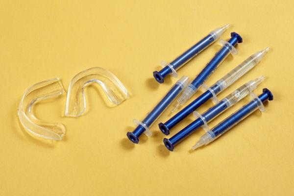 Methoden der Zahnaufhellung